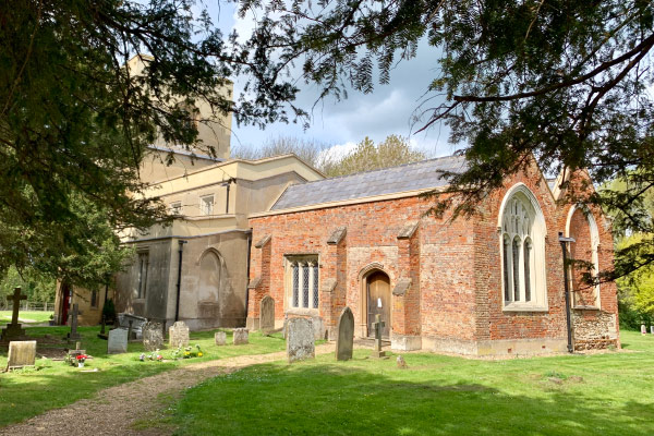 Visit St Faiths Church Hexton