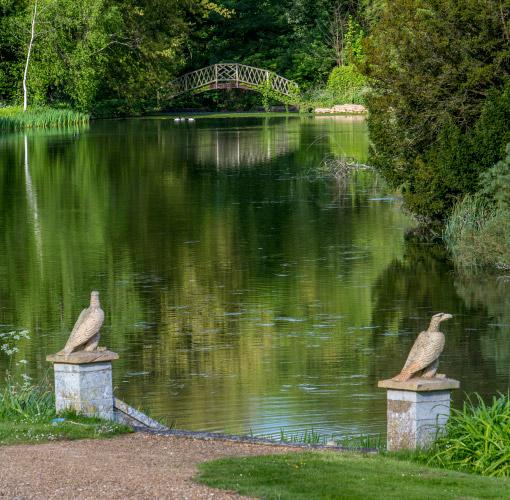 Hexton Manor Lake