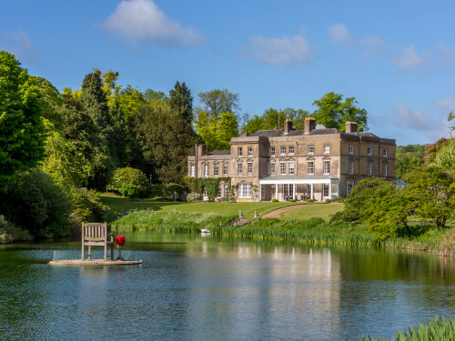 Beautiful Hexton Manor